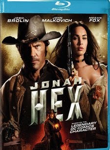 Filme Poster Jonah Hex - Caçador de Recompensas - BRRip RMVB Legendado