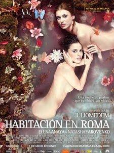 Filme Poster Room in Rome DVDRip RMVB Legendado