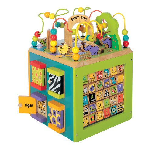 Educational Toys 18 Months Old : Zeemart making your life cheaper busy zoo activity center