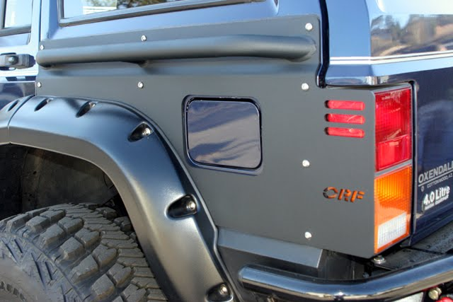 Orfab Blog New Jeep Xj Body Armor From Or Fab