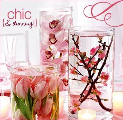 Bridal Shower Decor on Floral Bridal Shower