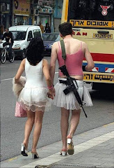 Prise en Israël: La nouvelle mode...