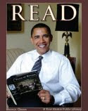 Our President is a reader too!