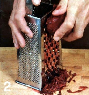 Как приготовить зеленый борщ (шаг 2)