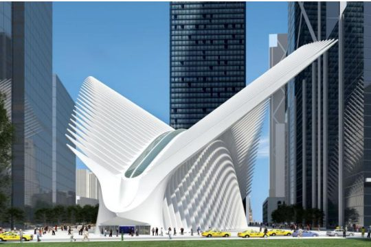 21st century architecture santiago calatrava first architect of the 21st century - Fantastic modern architecture in futuristic design with owner passion ...