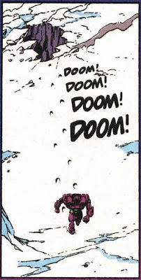 Superman's gonna sing the doom song