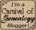 Carnival of Genealogy Blogger