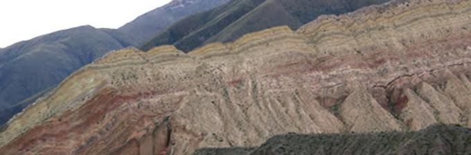 """Cerro """"Los Amarillos"""" de Juella"""
