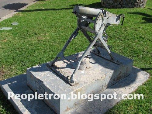 machine gun park