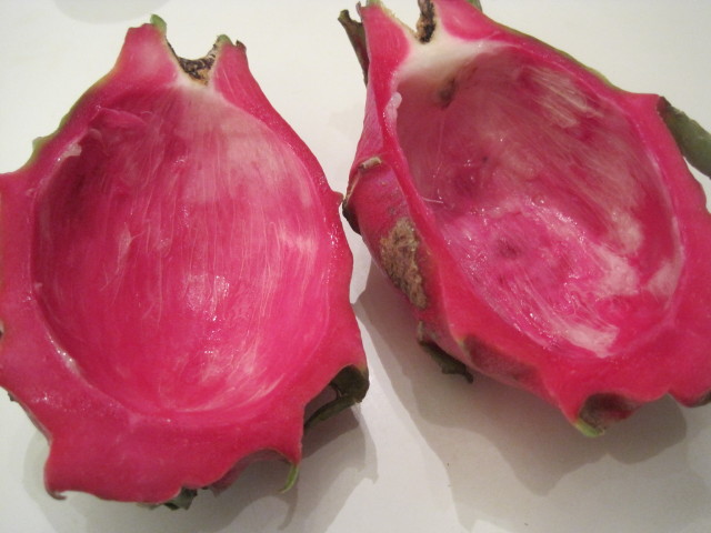 """Dragon fruit tastes wonderful! – sweet and crunchy, with a flavor that's"