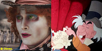 The Mad Hatter - Alice in Wonderland