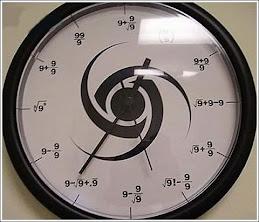 Relógio Matemático I