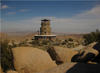 Desert View Tower - San Diego County, California
