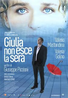 Giulia non esce la sera - movie poster