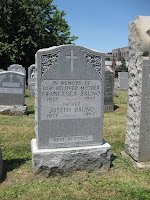 Bruno Plot - Headstone<br />