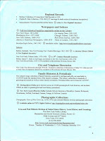 NYC Library Genealogy Resources Page 4