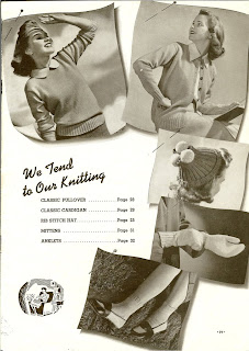 How to Knit - Only 10 Cents - circa 1941