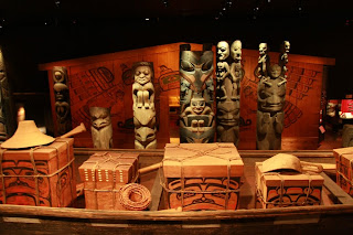 First Peoples Gallery at the Royal BC Museum