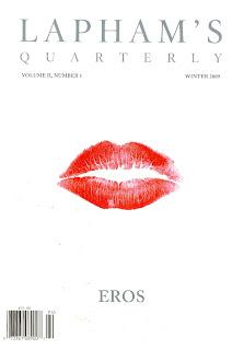 Lapham's Quaterly - Eros