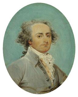 John Trumbull's Portrait of Giuseppe Cerrachi