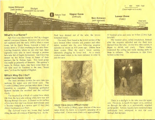 Ape Cave Exploration Guide Page 2