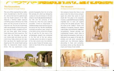 Ostia Antica Brochure 2