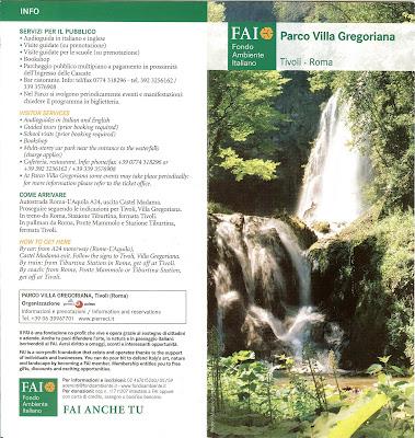 Villa Adriana Brochure
