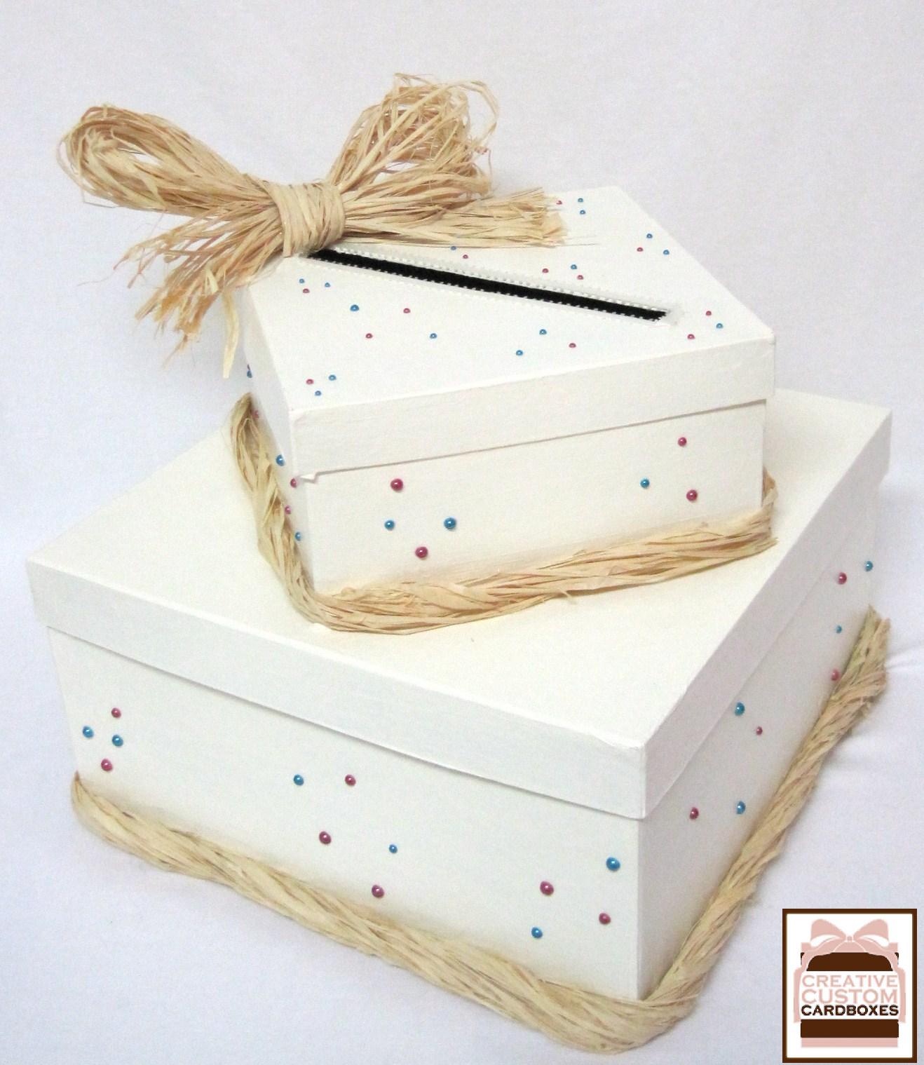 Creative Custom Card Boxes Card Box Creations Eco CHIC