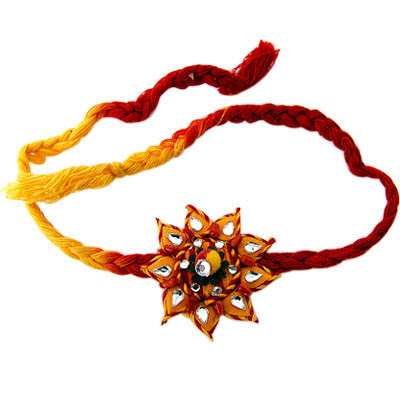 Happy Rakhi festival tie photos