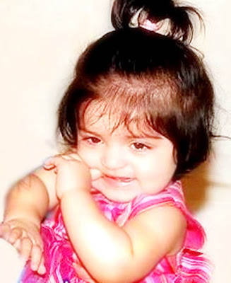 Actor Ajith Salini daughter photo