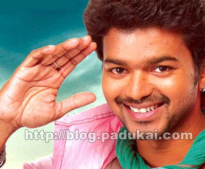 Famous Hero Vijay Joseph cute wishing still