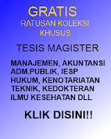 KHUSUS TESIS!