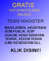 KHUSUS TESIS!