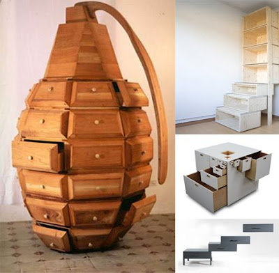 Newrosis 142 fantastically funky modern furniture designs for Funky designer furniture
