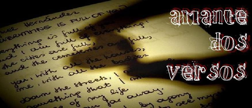 Amante dos Versos