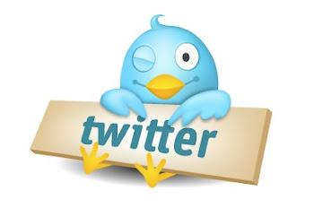 Ahora me pueden seguir por Twitter!!!