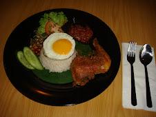 Ethnic Malaysian Food