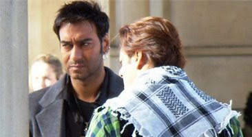Salman Khan, Ajay Devgan in london dreams
