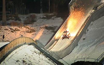 Top gear winter olympics