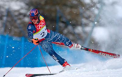 Bode Miller Winter Olympics Topper