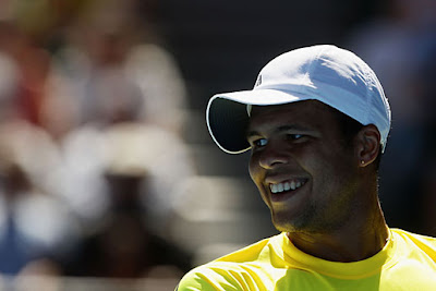 Tennis top # 5 Jo Wilifried Tsonga
