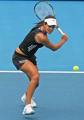 Tennis Top# 5 Ana Ivanovic