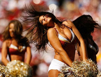 IPL Cheerleaders Photo Gallery