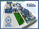 Croquis UVG Campus Tuxtla