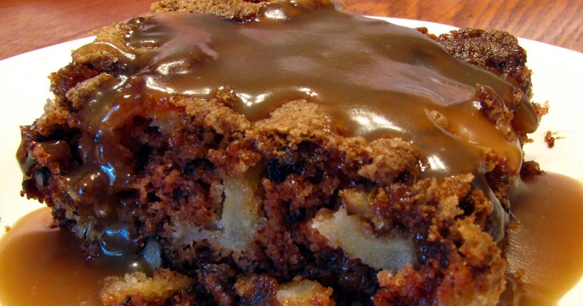Heavenly Apple Cake