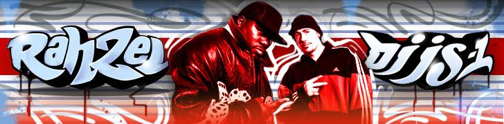 RAHZEL and DJ JS-1 BLOG