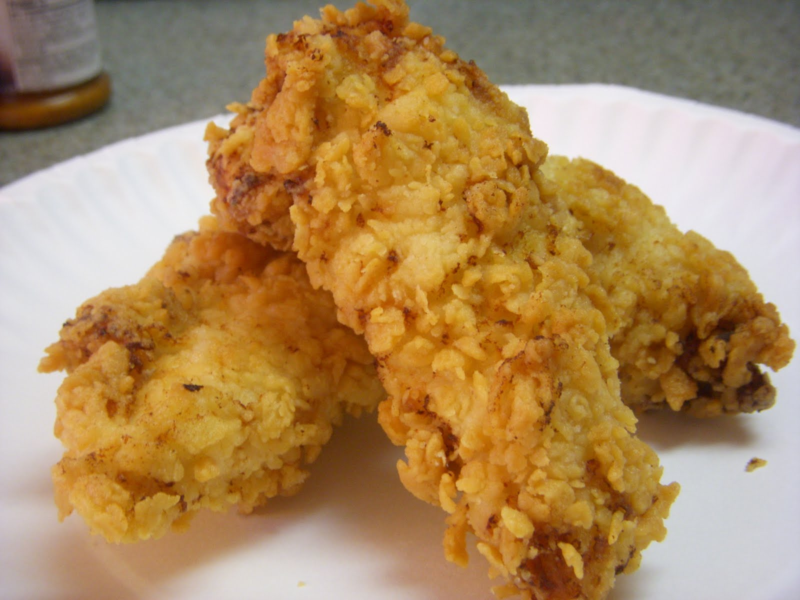 Meals By Morgan: Homemade Chicken Tenders