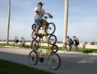 Tremenda bici