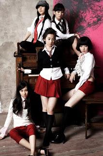 Wonder Girls Nobody MP3 Lyrics