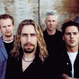 Free Download Nickelback Gotta Be Somebody MP3